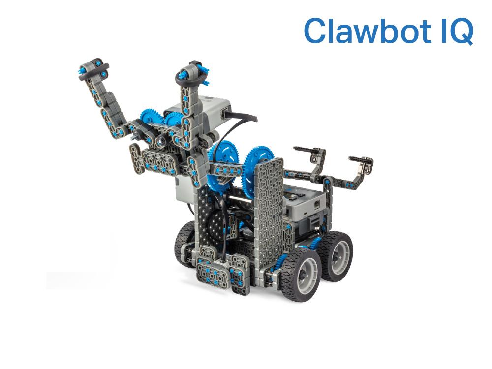 VEX IQ Clawbot IQ