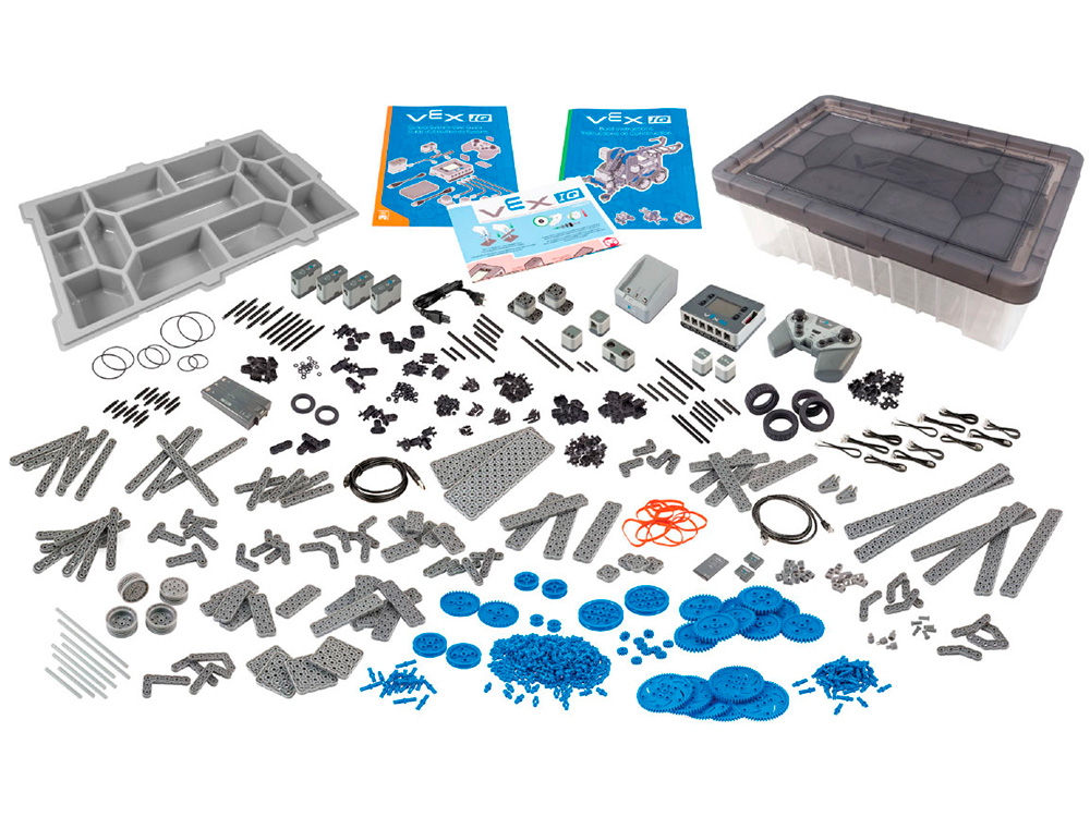 VEX IQ kit (imagen de referencia)
